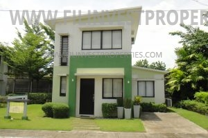 Cainta House and Lot Filinvest Tropics 3 Iris House