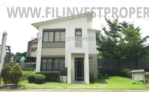 Cainta House and Lot Filinvest Tropics 3 Tulip House Model