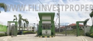 Filinvest Marcos Highway Cainta The Tropics 3 Gate