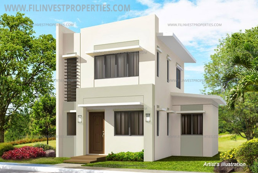 Iris Modern Minimalist House and Lot in Taytay Rizal