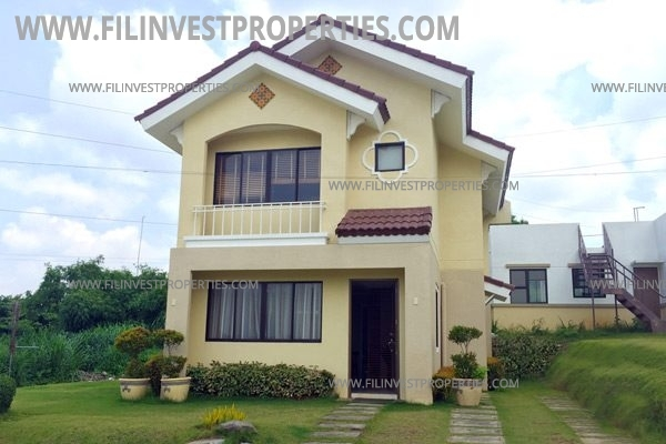Affordable House And Lot For Sale In Taytay Rizal Villa Montserrat