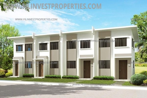 Affordable House And Lot Townhomes In Antipolo Anila Park Havila