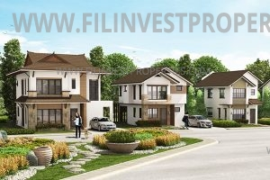 House and Lot For Sale in Taytay Rizal near Antipolo Amarilyo Crest