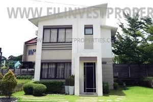 House And Lot For Sale In Cainta Marcos Highway The Tropics 2 Filinvest Cainta