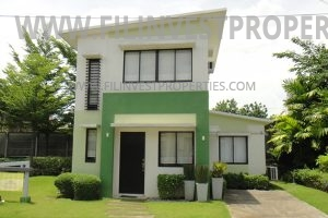 House and Lot For Sale in Cainta Marcos Highway The Tropics 3